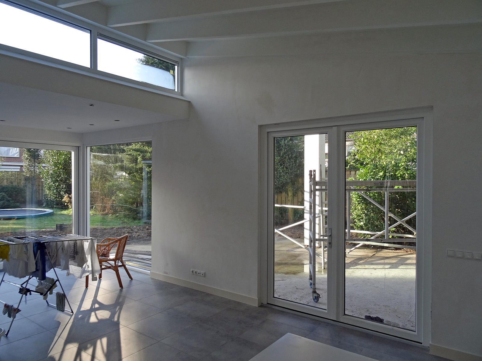 Uitbreiding woning Halleyhof Veldhoven